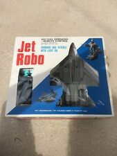 transformer 1983 Wire Remote Controlled Robot /Jet Robo TAIWAN ISSUE  F-15 MIB
