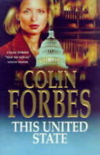 """This United State Colin Forbes """"AS NEW"""" Book"""