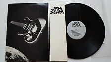 JAM SCAM - Self Titled s/t 1986 PRIVATE AOR HARD ROCK (EP) Austin Texas