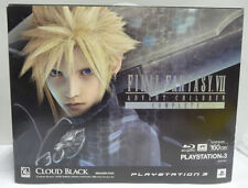 CONSOLE SONY PLAYSTATION FINAL FANTASY VII ADVENT CHILDREN LIMITED 160 GB RARE