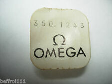 piéce parts Omega 350.1243 350 1243 roue de seconde montre Omega watch swiss 3