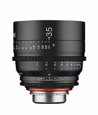 Rokinon XEEN XN35-PL 35mm T1.5 Professional Cine Lens for PL Mount