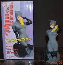 Catwoman Bust Statue 3440/4000 Women of the DC Universe Series 2 Dodsen NIB