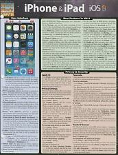Iphone and Ipad Ios 8 by Inc. BarCharts (2015, Book, Other)