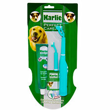 Karlie Perfect Care Electrical Dog Toothbrush Brush Pet Toothpaste Trendy693216