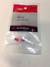5mm Red LED #276-0041 By RadioShack