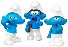Schleich - Smurf MOVIE SET 1 (2017) Set of 3 Smurfs (20800) *NEW*