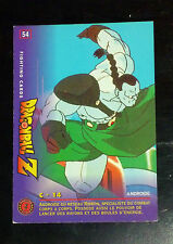DRAGON BALL Z GT DBZ FIGHTING CARD CARDDASS NOT PRISM CARTE 54 JAPAN 1999 PANINI
