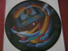 "Experimental Audio research-Falling/tail Chaser 8"" picture disc sftri 1993"