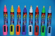 8 Neon Fluorescent Liquid Chalk Marker pen 8colour(6mm)