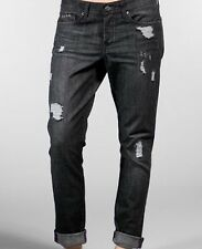 Genetic Denim The Davis Slouchy Skinny (25) Coal W1022-EO-05-BK