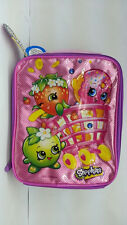 Shopkins Rectangle Zipped Lunch Bag For Kid School Must L@@K