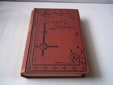 Stories of the Woods or Adventures of Leather Stocking. Cooper. 1873. Pre-owned.