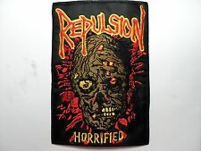 REPULSION  EMBROIDERED PATCH