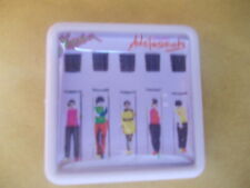 X RAY SPEX GERM FREE ADOLESCENTS    ALBUM COVER    BADGE PIN