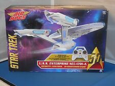 Air Hogs Remote Control Star Trek USS Enterprise NCC-1701-A Toy NMISB! 50thAnniv
