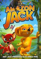 Amazon Jack (DVD, 2014)