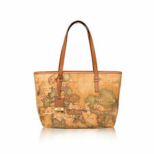 BORSA ALVIERO MARTINI 1A CLASSE CD 006  LINEA 6000 GEO CLASSIC SHOPPING MEDIA