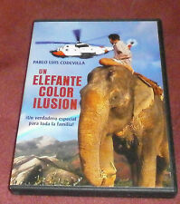 Un Elefante Color Ilusion aka An Elephant Named Illusion DVD SPANISH ONLY