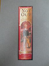 BOOKMARK Book Binding NOT OUT Kent Carr Bodleian Library Opie Collection # 6