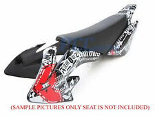 GRAPHICS DECALS & PLASTIC KIT HONDA CRF50 SDG 107 125 M DE05+