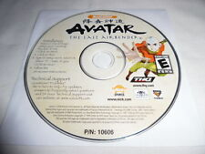 Avatar: The Last Airbender - PC CD Computer game Disc Only Nickelodeon E
