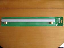 Alta qualità Linestra LAMPADA LINEA HOMEBASE 60W con Base in metallo S14s opale