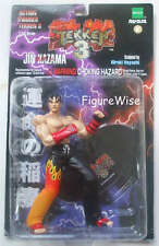 Namco's Tekken 3 JIN KAZAMA action figure by EPOCH, new & rare