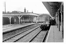 pt6537 - Luton Bute Street Railway Station , Bedfordshire - photo 6x4