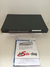 Nortel 210-24T 24 Port Ethernet Routing Switch AL2500C01-E6 ERS 2500