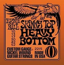 Ernie Ball Skinny Top Heavy Bottom 10-52 2215