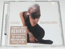 Jennifer Lopez: Rebirth - (2005) CD Album