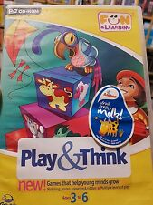 Play & Think (ages 3-6) PC GAME - FREE POST