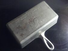 GRISWOLD LOAF PAN #877 CAST IRON - EXCELLENT CONDITION!