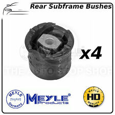 BMW X5 E53 Meyle HD Heavy Duty Rear Subframe Mount Bushes 3003331105HD