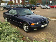 2nd Price Reduction! 1997 BMW 323i E36 Cabriolet 89,000 miles £1,350 London