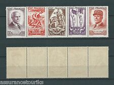 SECOURS NATIONAL - 1943 YT 580A - TIMBRES NEUFS** LUXE