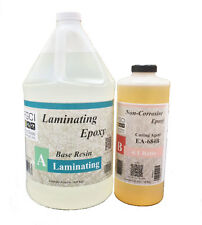 Laminating Epoxy Resin 4:1 Kit (1 GL - Base & 1 QT - Curing Agent) 137700