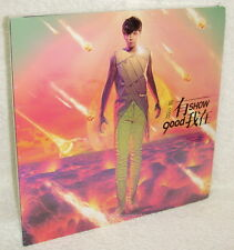 """Show Luo Zhi Xiang Good Show Count on Me Taiwan Ltd CD + """"Face Mask"""" +Flyer"""