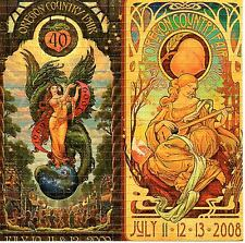 OCF OREGON COUNTRY FAIR - BLOTTER ART Perforated Sheet acid free art page paper