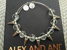 ALEX and ANI ASSORTED Jet Set VINTAGE SINGLES BEADED Spike BANGLE Bracelet��