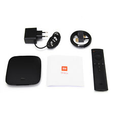 New XIAOMI 4K Mi Box H.265 Android TV6.0 Set-top Box VP9 HDR Video Support Dolby