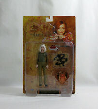 "NEW 2004 Buffy Vampire Slayer ✧ WILLOW ✧ White Witch 6"" Action Figure MOC"
