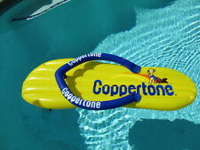Coppertone Giant Inflatable Pool Float Lounger