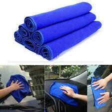 New 30*30cm Soft Microfiber Cleaning Towel Car Auto Wash Dry Clean Polish Cloth