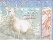 The Night of the White Stag ~ New hardback book