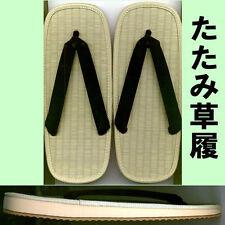 JAPANESE Kimono Zori Geta Sandals MEN'S 30cm  NEW