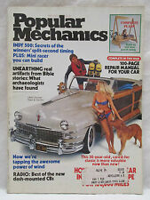 Popular Mechanics Magazine May 1978 Complete Plans Build a Old Time Porch Swing
