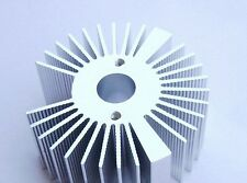 1pc 5W Watt LED Aluminium Heatsink Round