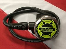 Scubamax SCUBA Regulator 2nd Stage OCTO non Adjust dive equip OT-3XASTny yel/bK